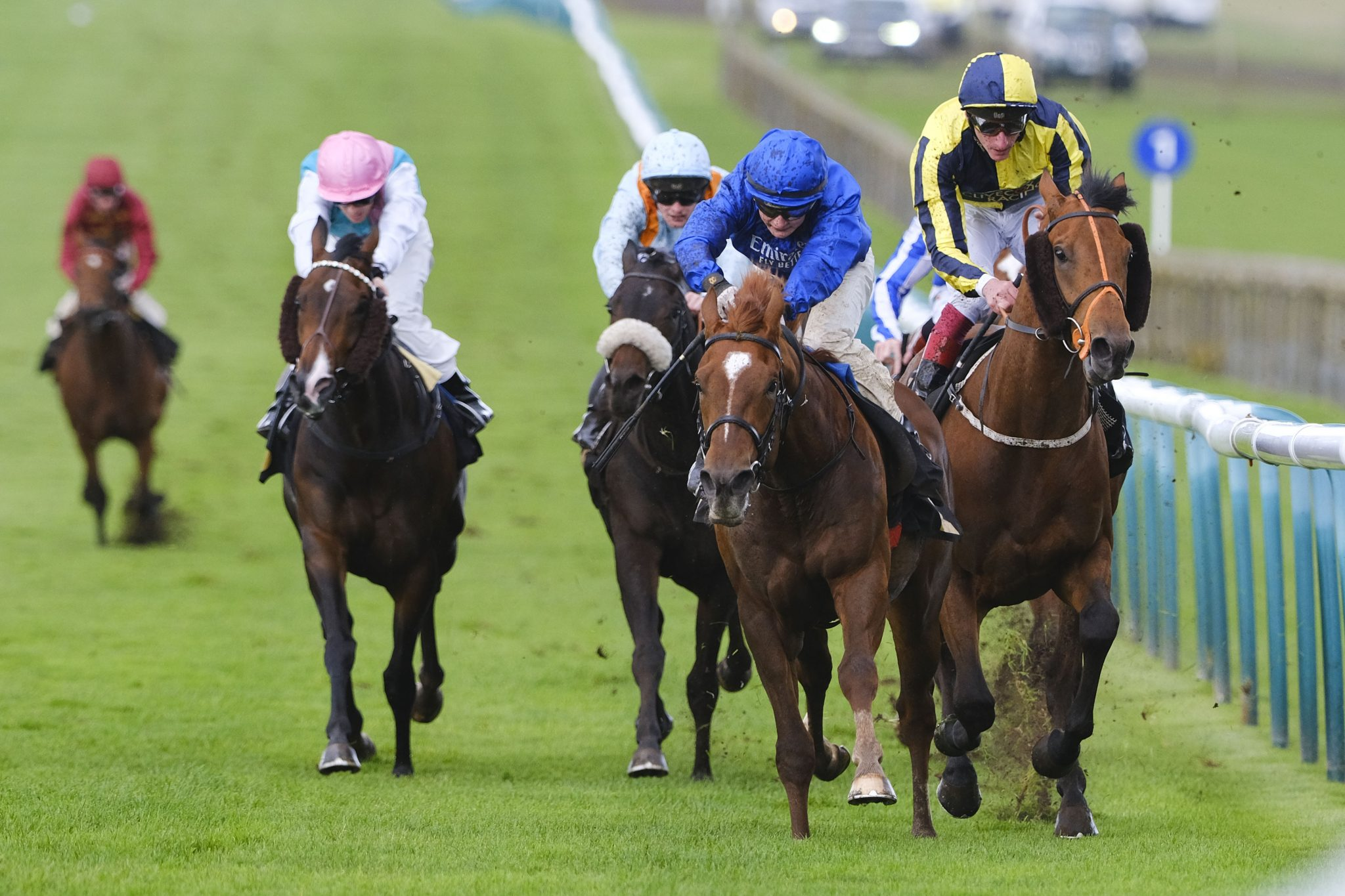 GODOLPHIN Wins in ARIONEO NURSERY HANDICAP